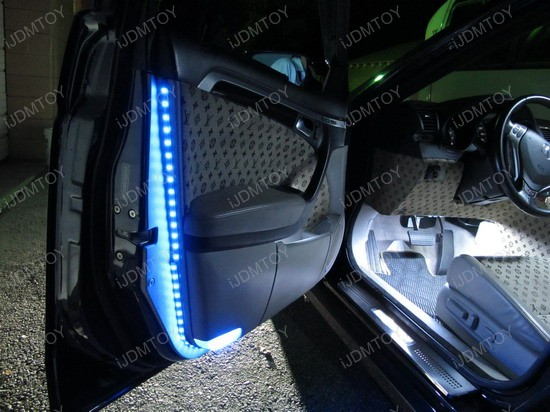 Acura Tl Led Map Dome Lights Side Door Lights Led Strip